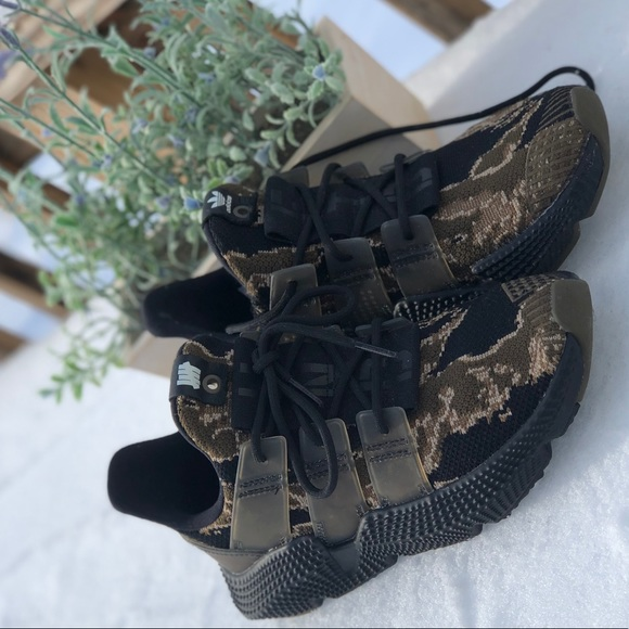 b10ec365 adidas Shoes | Undefeated X Prophere Tiger Camo | Poshmark